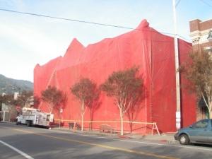 Historic Structure Termite Fumigation