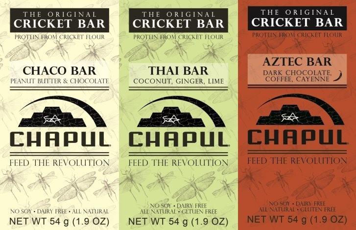 Chapul Bars