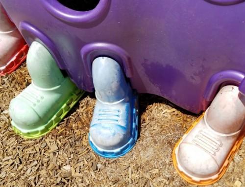 Black Widow Prevention on the Playground