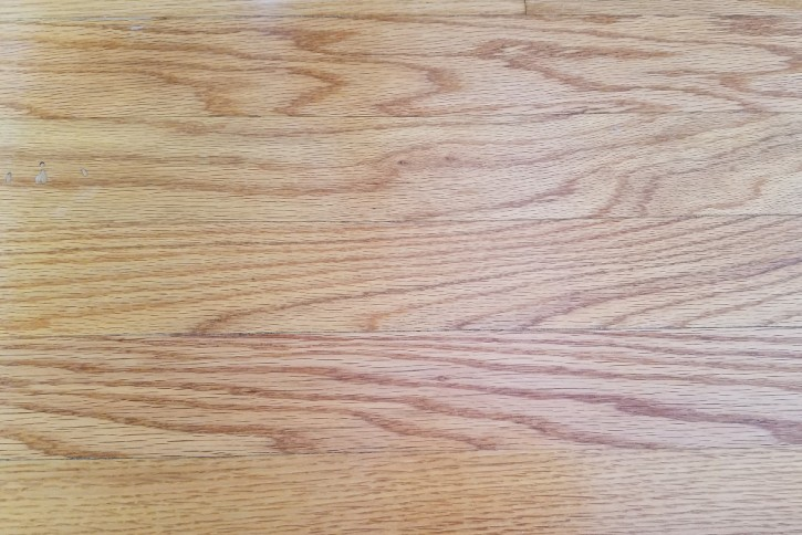 Termite damage repaired in hardwood floor